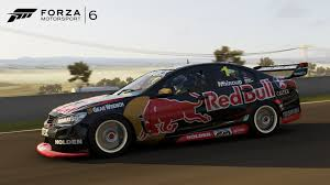 lexus v8 racing race down under with v8 supercars australia in the forza