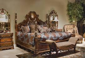 Michael Amini Bedroom by Michael Amini Cortina Sleigh Bed U0026 Reviews Wayfair Inside