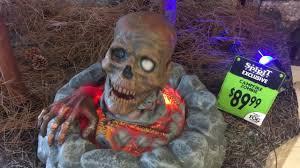 zombie costumes spirit halloween spirit halloween 2017 campfire zombie youtube