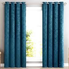 aqua blackout curtains blackout curtains 1 pair aqua chevron