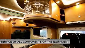 Trailer Home Interior Design The Mobile Home On Base Mb Zetros 2733a Youtube