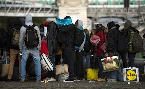 immigration 171 senegalais expulses de la libye xalima com actualites