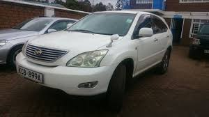 harrier lexus 2005 carmarketkenya buy and sell car today