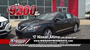 nissan altima for sale knoxville tn nissan of rivergate nissan altima youtube