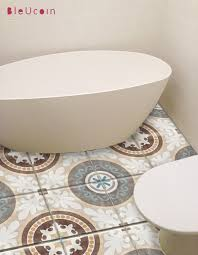 greece kitchen bathroom floor tile wall stickers removable