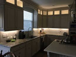 Kitchen Cabinets Lights Residential Led Strip Lighting Projects From Flexfire Leds