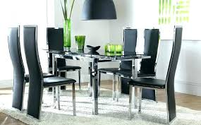 cheap glass dining room sets black dining room chairs glass dining room set dining room tables