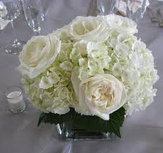 roses centerpieces and company
