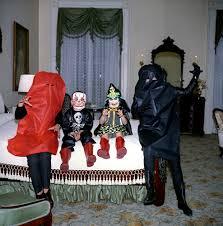 1960 halloween costume 17 rare photos of jfk and children celebrating halloween in the