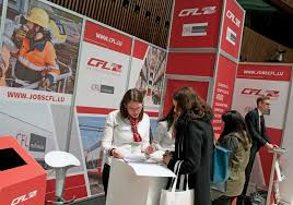 unicareers lu the unique recruitment fair of the of luxembourg times archives moovijob tour delux welcomes thousands