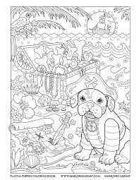dog and puppy coloring pages 465 best cats dogs coloring pages for adults images on pinterest