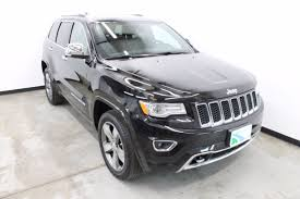 2015 jeep grand cherokee overland green eyed motors