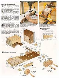 Plans For Wood Toy Trucks by