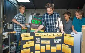 Backyard Science Games See Why These 5 Orange County Siblings Are Attending The Largest