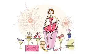 wallpaper online shopping fashion shopping girls 1920x1200 320876 fashion shopping