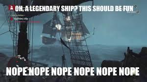 Assassins Creed 4 Memes - ac4 poll toughest legendary ship assassin s creed iv black flag