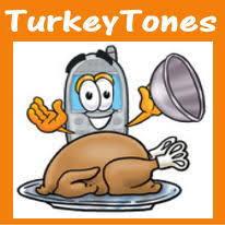 turkey ringtones and thanksgiving text alerts at vtones vtones