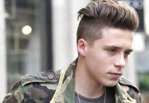 brooklyn hairline male celebrity hairstyles 2017 trending male haircuts and style ideas