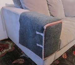 Armchair Protectors Arm Cover Protectors For Sofa Centerfieldbar Com