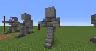 How To Make Building Plans For Minecraft by Easy Small Statues U2013 Minecraft Building Inc