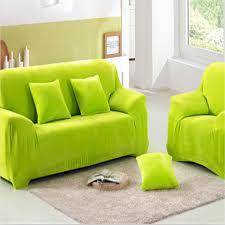 Green Sofa Slipcover by Large Green Sofa Throws