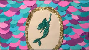 cheap backdrops diy the mermaid backdrop easy cheap the mermaid