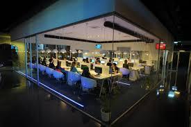 Office Space Design Ideas Inspirational Workspace U2013 Web Tv Office Design Hongkiat