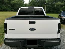 2004 2008 F150 Recon Led Tail Lights Smoked 264178bk