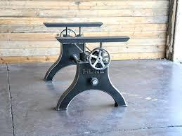 crank table base for sale industrial crank table base amusingz com