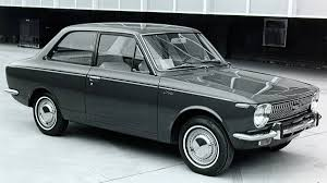 corolla 50 years ago today toyota unveiled the first corolla autoweek