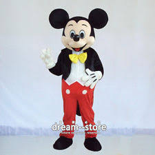 Halloween Mickey Mouse Costume Mickey Mouse Costume Ebay