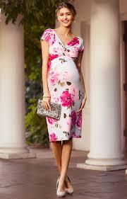 shift wedding dress bardot maternity shift dress grand jardin maternity wedding