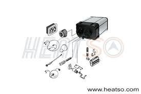webasto dual top evo 6 standard heater kit heatso