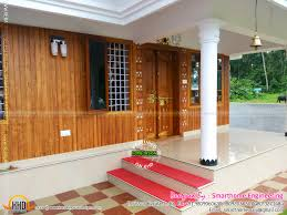 furnished house with photos kerala home design and floor plans