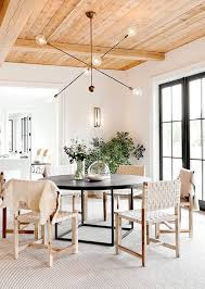 Kitchen And Dining Room Furniture by 37 Best Dark Table Light Chairs Images On Pinterest Home