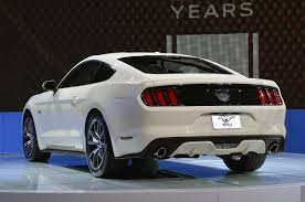 mustang 50 year limited edition 10 2015 mustang 50 year limited edition ny mustangs daily