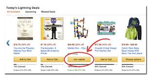 will amazon have lightening deals for black friday tips from a holiday shopping pro part one one good thing by jillee