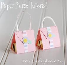 25 unique paper purse ideas on diy paper purses