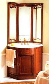 corner bathroom vanity table bathroom corner furniture remarkable bathroom corner furniture in