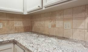 walnut travertine backsplash terrific 2 x 6 subway tile backsplash pics inspiration amys office