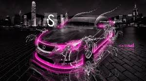 lexus pink lexus gs430 crystal water car 2013 el tony