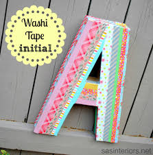 Washi Tape Wall Designs by How To Use Washi Tape Home Design
