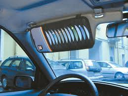porta cd per auto porta cd in tessuto porta cd dvd accessori per informatica
