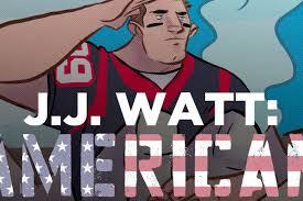 true origin of thanksgiving j j watt american the ringer