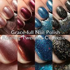 the polished hippy grace full nail polish roaring twenties
