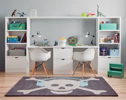biblioth ue avec bureau bureau enfant avec rangement et bibliothéque asoral so nuit
