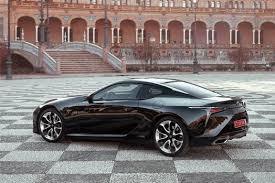 lexus performance cars lexus announces pricing for all 2018 lc performance coupe lexus
