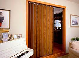 accordion doors interior home depot door design accordion door for limited room and limited budget