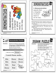 adjectives lesson activities and full color poster l 1 1h