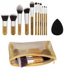 affordable makeup 10 best affordable makeup brush sets for 2018 professional